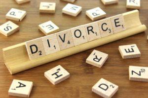 types de divorce